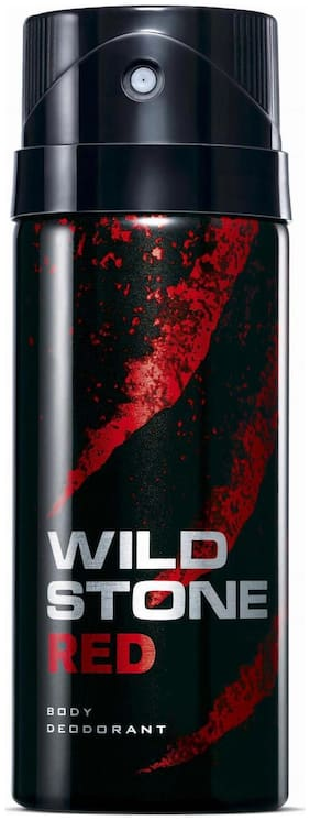 Wild Stone Red Body Spray - 150 ml