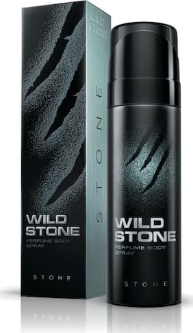 Wild Stone Stone Perfume Body Spray For Men - 120 ml