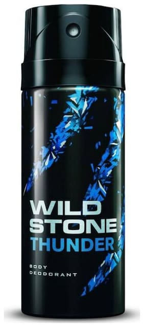 Wild stone Thunder Body spray - 150 ml