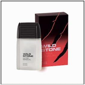Wild Stone Ultra Sensual After Shave Lotion-50 ml