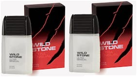 Wild Stone Ultra Sensual After Shave Lotion 50 ml (Pack Of 2)