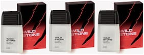 Wild Stone Ultra Sensual After Shave Lotion 50 ml (Pack Of 3)
