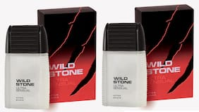 Wild Stone Ultra Sensual After Shave Lotion 100ml (Pack Of 2)
