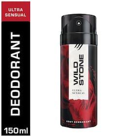 Wild Stone Ultra Sensual Deodorant-150 ml