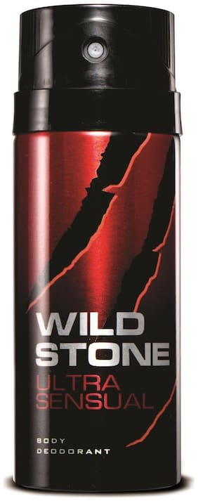 Wild Stone Ultra Sensual Body Spray - 150 ml
