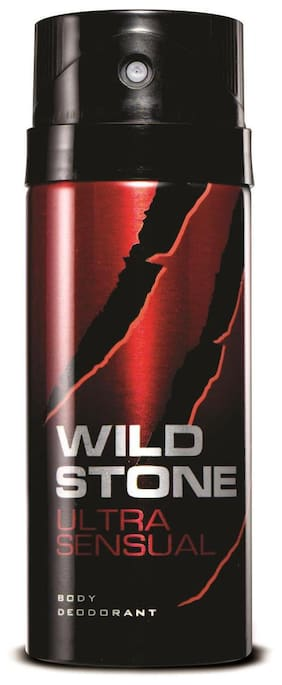 Wild Stone Ultra Sensual Body Spray 150Ml
