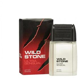 Wild Stone Ultra Sensual After Shave Lotion 100 ml - For Men