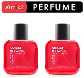 Wild Stone Ultra Sensual Perfume Combo for Men 30ml (Pack of 2)