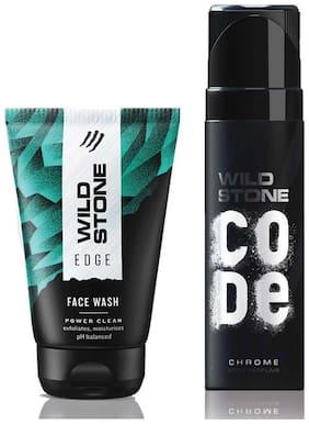 Wild Stone Code Chrome Body Perfume
