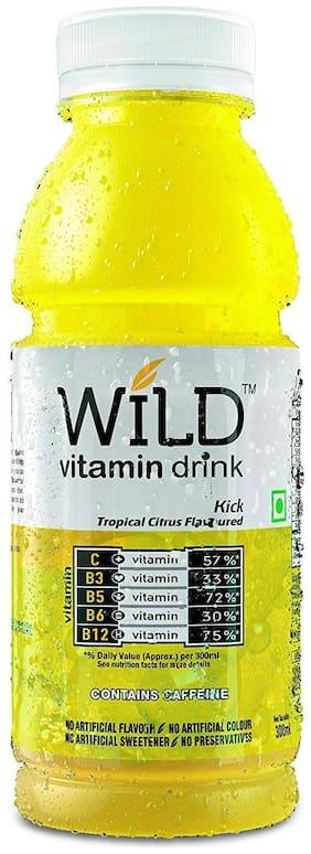 Wild Vitamin Drink - Tropical Citrus 300 ml