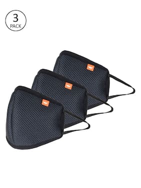 Wildcraft HypaShield W95 Dust Control Face mask with Earloop (Pack of 3)