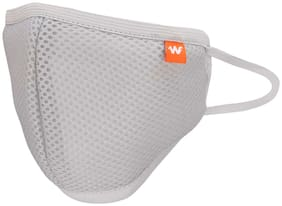 Wildcraft W95 Hypashield 6-Layers Reusable Outdoor Mask (Pack Of 1)