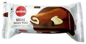 Winkies Chocolate Roll - Swiss, Mini 30 g