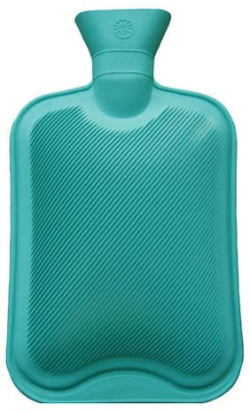 Winter Special Hot Water Rubber Bottle for Body Pain Relief Hot water bottle ( Random Color )