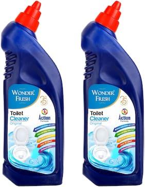 Wonder Fresh Toilet Cleaner 500 ml - Pack Of 2