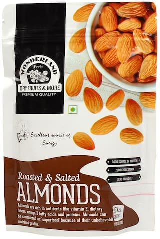 Wonderland Roasted & Salted Almond 100g