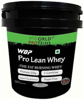 World of Proteins Pro Lean Whey 8 lbs Chocolate