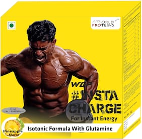 World of Proteins #Intacharge 1 Kg Pineapple