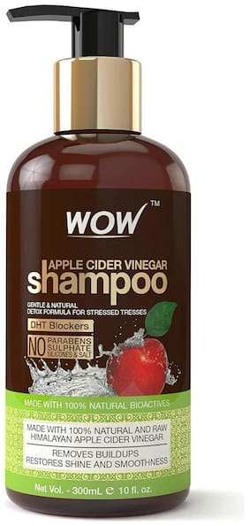 Wow Apple Cider Vinegar Shampoo 300 ml