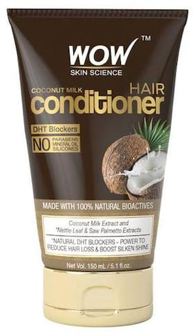 Wow Skin Science Coconut Milk Conditioner 150 ml