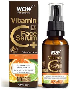 WOW Skin Science Vitamin C+(Plus) Face Serum 30ml (Pack of 1)