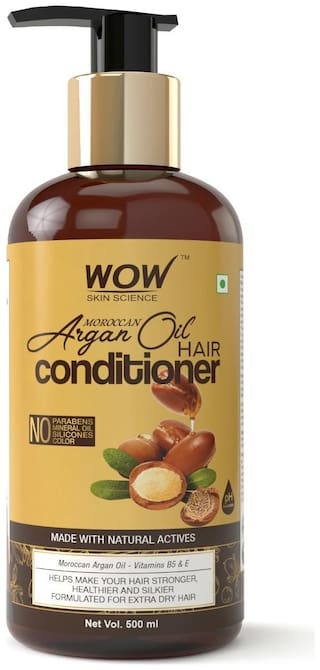 WOW Skin Science Red Onion Black Seed Oil Hair Conditioner - 500ml