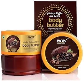 WOW Skin Science Arabica Coffee and Cocoa Body Butter - 200ml