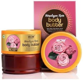WOW Skin Science Himalayan Rose Body Butter - 200ml