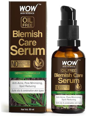 WOW Skin Science Blemish Care Serum 50ml (Pack of 1)