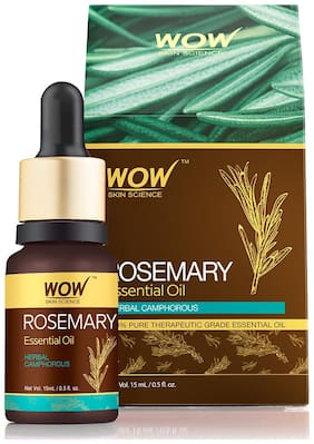 WOW Skin Science Rosemary Essential Oil - 15 ml