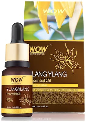 WOW Skin Science Ylang Ylang Essential Oil - 15 ml