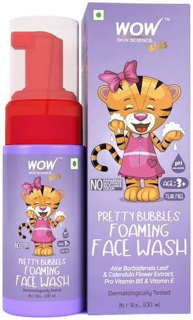 WOW Skin Science Pretty Bubbles Foaming Face Wash - 100ml