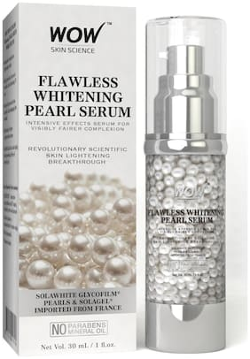 WOW Skin Science Flawless Whitening Fairness Pearl Serum 30 ml