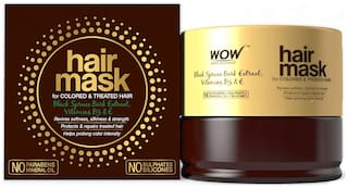 Wow Skin Science Hair Mask For Coloured And Treated Hair 200 ml