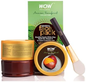 WOW Skin Science Rainforest Mineral Face Pack 200 ml