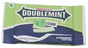 Wrigleys Doublemint Gums - Strongmint 7.4 g