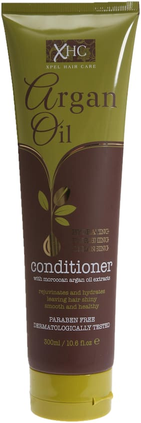 Xpel Marketing Argan Oil Conditioner For Dry & Frizzy Hair,Nourishes and Moisturises 300 ml (Pack Of 1)