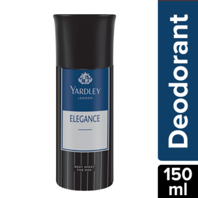 Yardley London - Elegance Deo For Men 150Ml
