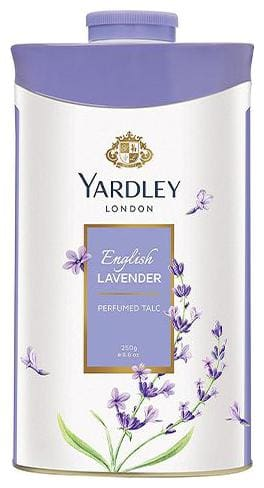 Yardley Perfumed Talc - English Lavender 250g