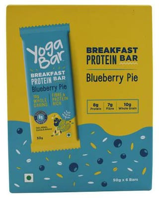Yoga bar Breakfast Bar - Blueberry Pie 50 g