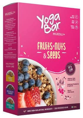 Yoga bar Muesli - Fruits  Nuts & Seeds 400 g