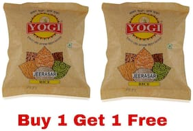 YOGI JIRASAR RICE (BUY 1 GET 1 FREE) (Pack of 2,1 kg EACH)