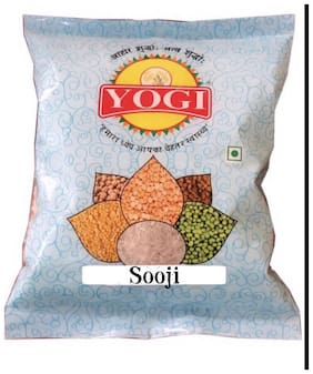 Yogi Sooji 1Kg (Pack Of 1)