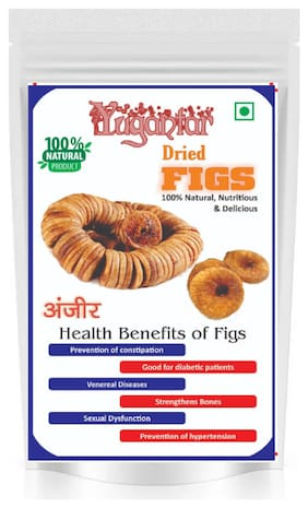 Yugantar 100% Natural Premium Figs (100g)