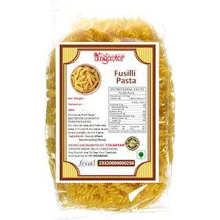 Yugantar Fusilli Pasta 400 g ( Pack of 1 )