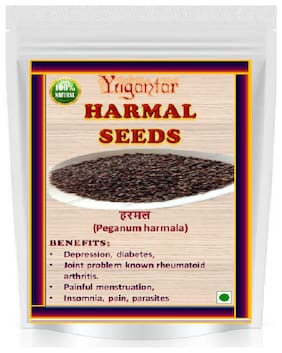 Yugantar Harmal Seeds 200g