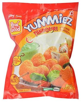 Yummiez Nuggets - Tandoori Chicken 400 g
