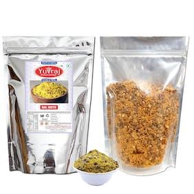 Yuvraj Dal Mooth Mixture Bikaneri Premium Snacks -400g