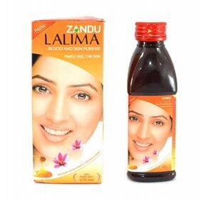 Zandu Lalima Blood & Skin Purifier 200ml