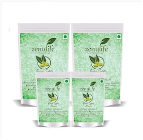 Zenulife Green coffee beans 100 g Pack of 4